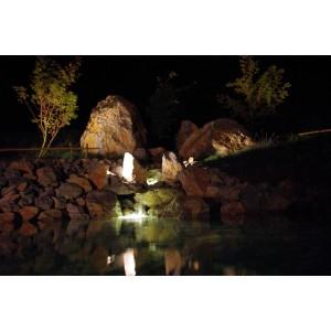 Oxigen Zen Spa Hotel- Noszvaj -at night