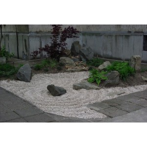Passing Time Zen garden