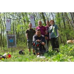 Szentendre Japanese public garden project start 2013