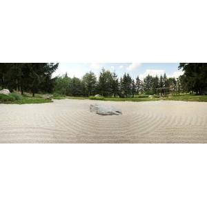 Dry Zen garden